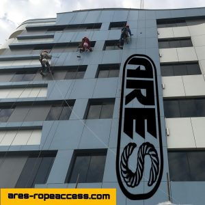 دسترسی با طناب آرس